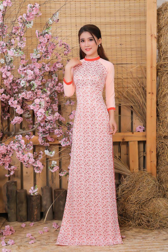 32e3dd8704b6acb9d345360489ea7f7f Top 20 Miss HUTECH 2021 diện Áo dài Việt Hùng, khoe nhan sắc lộng lẫy