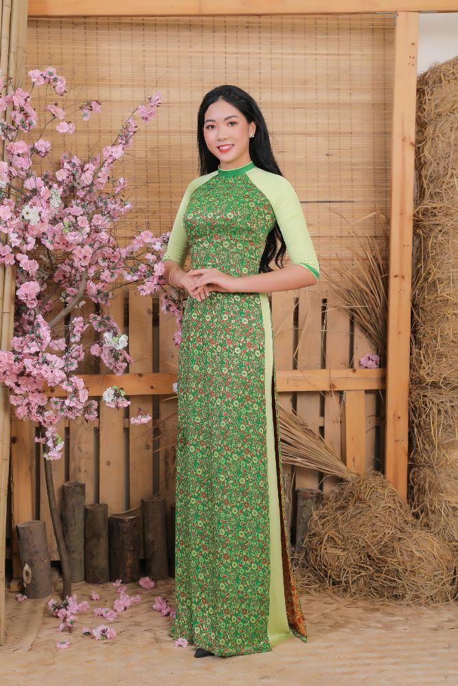 447e20833e4936bf0cb8a4e5c0e43730 Top 20 Miss HUTECH 2021 diện Áo dài Việt Hùng, khoe nhan sắc lộng lẫy