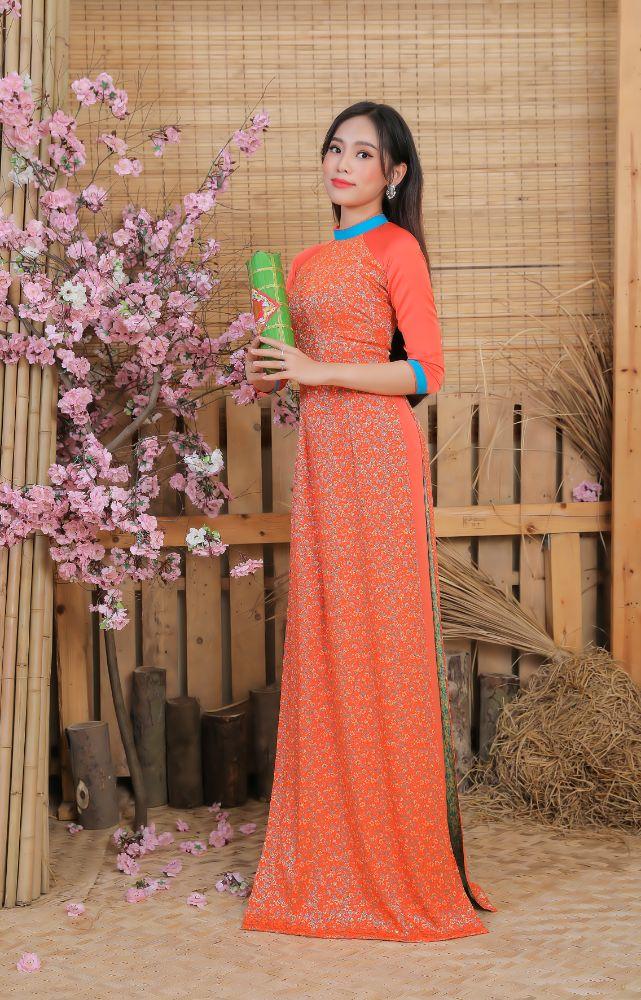 5ee2bbfa152bf2ee2364088cb04eddf9 Top 20 Miss HUTECH 2021 diện Áo dài Việt Hùng, khoe nhan sắc lộng lẫy