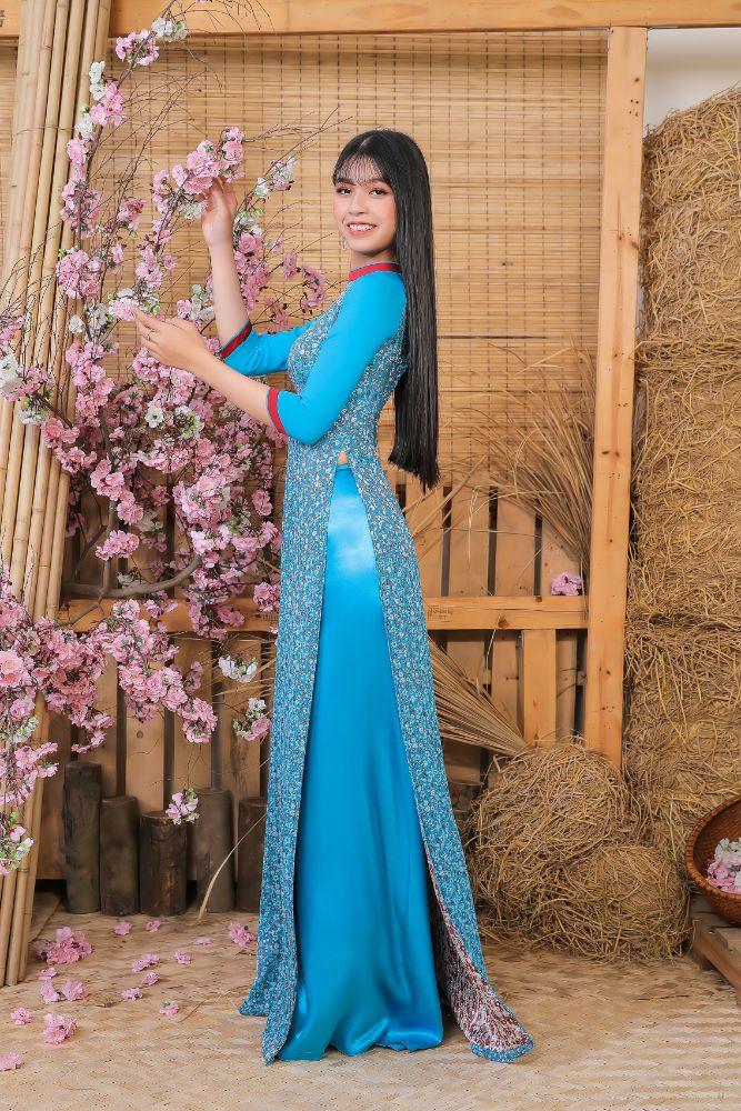 6cac1b3244f83860b46ecf7ec9fbc7e3 Top 20 Miss HUTECH 2021 diện Áo dài Việt Hùng, khoe nhan sắc lộng lẫy