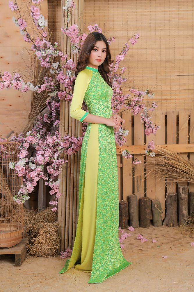 756d7ea9c40acd6fa46dc9ae3bf6ca7e Top 20 Miss HUTECH 2021 diện Áo dài Việt Hùng, khoe nhan sắc lộng lẫy