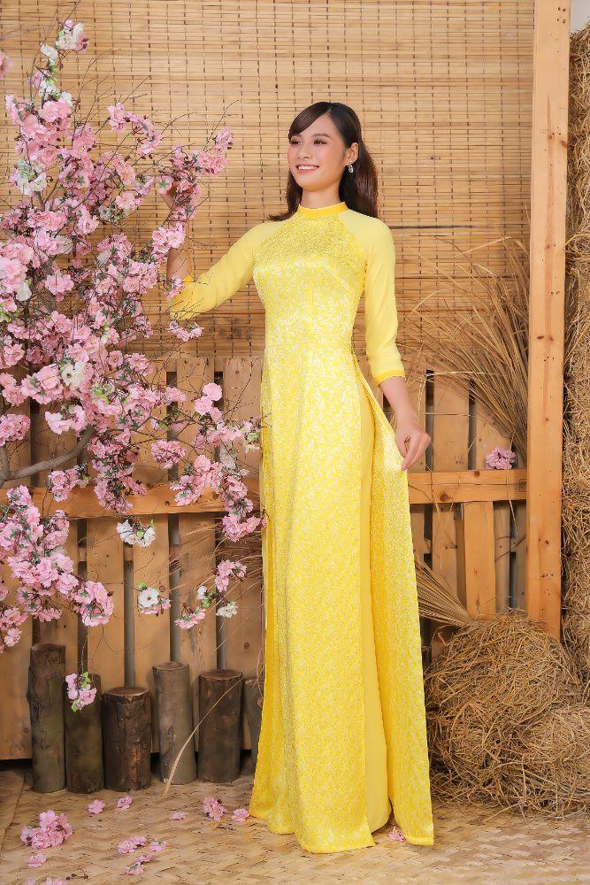 abb42fea8ba43da2d76a03d2c92ac590 Top 20 Miss HUTECH 2021 diện Áo dài Việt Hùng, khoe nhan sắc lộng lẫy