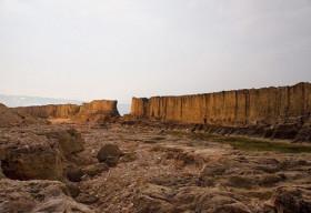 Bức tường chắn biển kỳ vĩ ở Lebanon