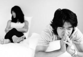 Vợ chồng đồng sàng dị mộng