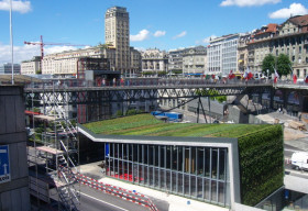 Lausanne – Rừng trong phố