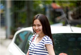 Kim Hiền: Tôi hay cười không có nghĩa là tôi hời hợt.