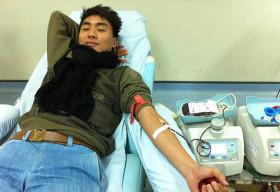 Những người cứu nghìn mạng sống bằng máu hiếm
