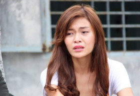 Next Top Model Mâu Thủy khóc nức nở vì vai diễn đầu tiên