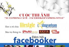"""""""Xuân Phong Cách"""" – Cuộc thi ảnh dành cho các Facebooker"""