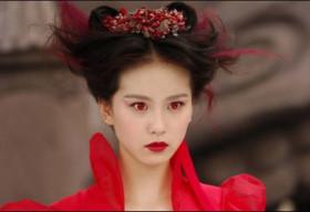 5 Mỹ nhân Hoa ngữ hóa 'ma nữ' áo đỏ đáng sợ