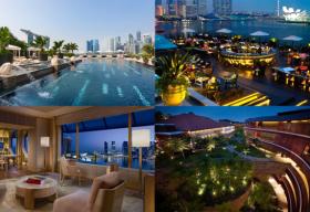 Các khách sạn đẳng cấp thế giới ở Singapore