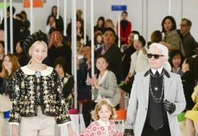 Chanel lấy lòng người Hàn bằng bộ sưu tập cảm hứng hanbok