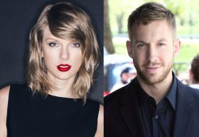 """Chuyện tình """"kẹo ngọt"""" của Taylor Swift và Calvin Harris"""