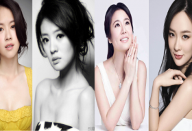 10 mỹ nhân Hoa ngữ từng bị người yêu và bạn thân phản bội