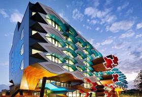 Top những tòa nhà có kiến trúc bắt mắt nhất thế giới