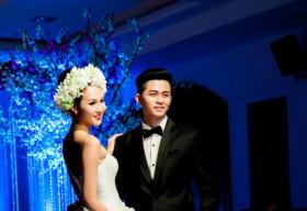 Rạng rỡ ngày vu quy với xu hướng áo cưới mới