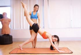 Làm quen với yoga
