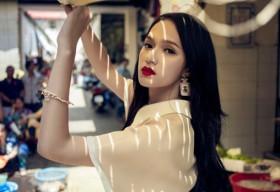 Hương Giang Idol: Dùng tiền của đại gia để phẫu thuật chuyển giới