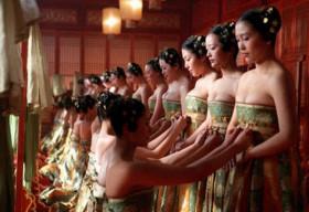 Cách hoàng đế Trung Hoa tuyển phi tần