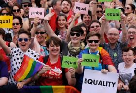 Ireland chấp nhận hôn nhân đồng giới
