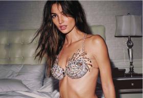 Lily Aldridge sẽ là thiên thần nội y triệu đô của Victoria 's Secret