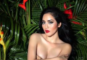 Miss Heritage International USA 2014 Angela Huỳnh Tiên: Nóng bỏng vườn nhiệt đới
