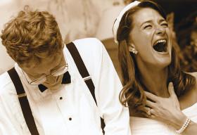 Chuyện tình yêu của vợ chồng Bill Gates