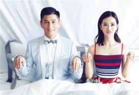 Ngô Kỳ Long – Lưu Thi Thi tung ảnh cưới đẹp lung linh