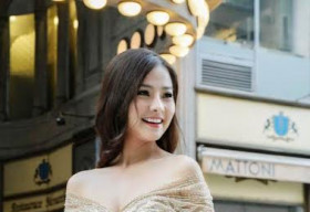 Khánh Hiền: Mong có nhiều dịp quảng bá phim Việt đến thế giới