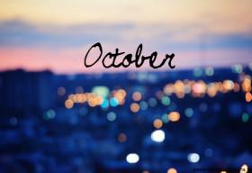 Tháng 10/2016 của 12 cung hoàng đạo