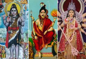 Chuyện về 19 vị thần LGBT của Hindu