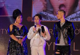 Huỳnh Lập được cộng đồng LGBT bình chọn là người nổi tiếng của năm