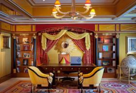 Choáng với nội thất khách sạn xa xỉ nhất Dubai