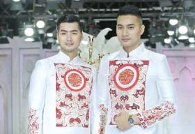 NTK Minh Châu thiết kế áo dài cưới dành cho các cặp đôi đồng tính