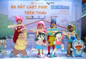 POPS Worldwide ra mắt loạt phim hoạt hình Doraemon trên POPS Kids