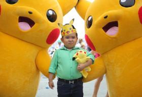 Ra mắt loạt phim hoạt hình Pokémon trên POPS Kids