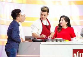 Dùng chiêu 'quấy rối', Bảo Lâm giành chiến thắng Triệu Long trên Đấu trường ẩm thực
