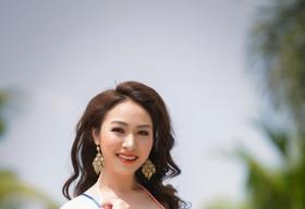 Phạm Hồng Nhung: 'Tôi muốn trở thành tân Hoa hậu Biển Việt Nam Toàn cầu 2018'