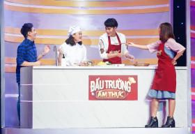 Trà Ngọc 'dằn mặt' nữ đầu bếp khi gần gũi bạn trai Tống Hạo Nhiên