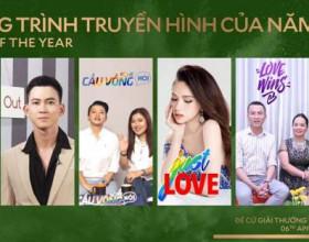 Talk show tình yêu đồng tính 'Love Wins' lọt top đề cử tại Giải thưởng LGBTI+ Việt Nam Tôn Vinh Lần 6
