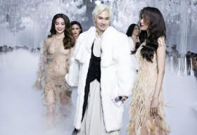 NTK Lý Quí Khánh 'trình làng' bộ sưu tập ready-to-wear đầy đẳng cấp