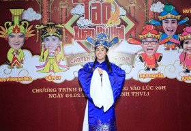 Huỳnh Lập: 'Táo Xuân Kỷ Hợi 2019không phải là chiếc áo quá rộng với tôi'