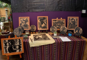 'Nghệ thuật từ đôi tay' lần VII: Sân chơi nghệ thuật của các nghệ sĩ handmade