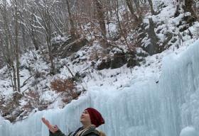 Nam Cường chia sẻ trải nghiệm 'vi vu' Nhật Bản mùa tuyết rơi
