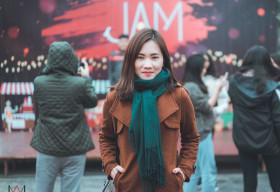 Cô gái trẻ 9X sau khi du học Thái Lan quyết tâm khởi nghiệp đem mô hình container cuối tuần về Việt Nam