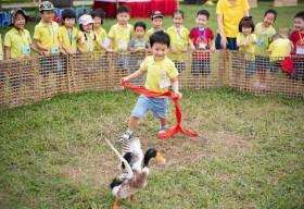 Kết thúc 'Festival Văn hóa truyền thống Việt 2019' – BTC trao học bổng cho trẻ em khuyết tật