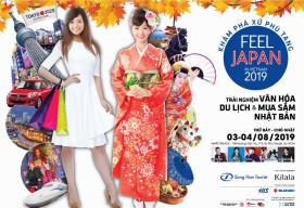 Khám phá xứ Phù Tang tại 'Feel Japan 2019'