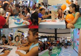 POPS Kids tổ chức hàng loạt hoạt động đặc sắc dành cho bé trong dịp lễ trung thu