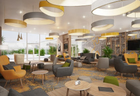 Khách sạn Holiday Inn & Suites Saigon Airport sẽ khai trương vào đầu tháng 9