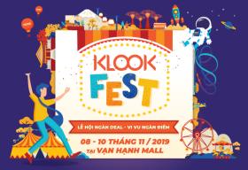 Lễ hội Klook Fest 2019: Chuỗi lễ hội du lịch đáng mong chờ tại Đông Nam Á sẽ diễn ra ở Việt Nam